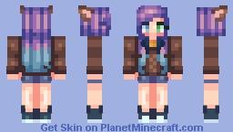 Persona Minecraft Skin