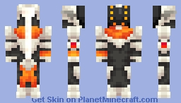PROJECT: Yi Minecraft Skin