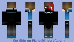 News Helicopter Guy Minecraft Skin