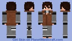 [Requested] Kamizuru Shinobi (1.8) Minecraft Skin