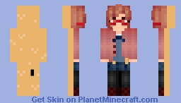 stuck in a taco Minecraft Skin