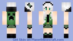 ⊂((・▽・))⊃ Minecraft Skin