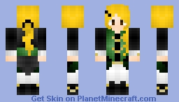 ∠( ᐛ 」∠)_ Minecraft Skin