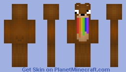 Derpy Bear! Minecraft Skin