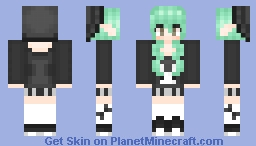 Bunny Girl! Minecraft Skin