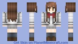 Omg So Cute! Minecraft Skin
