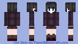 I'm Alone Minecraft Skin