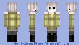 Hope Minecraft Skin