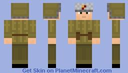 Russian Winter Soldier Minecraft