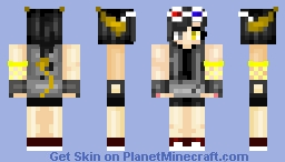 dragon of the skies Minecraft Skin