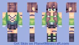 Envy Minecraft Skin