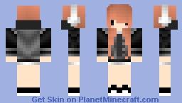 Gamer Girl!  Minecraft Skin