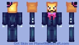 Gift: Genteel Pound Cake Minecraft Skin