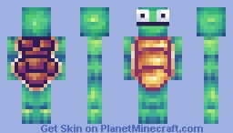 Gonzossm [The Animating Turtle!] 2.0 Minecraft