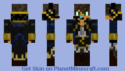Tactition Minecraft Skin