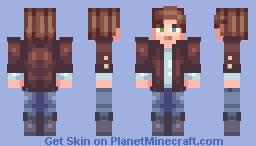 Otes Minecraft Skin