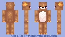 Rilakkuma Minecraft Skin