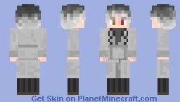 Haise Sasaki - Tokyo Ghoul :re Minecraft Skin