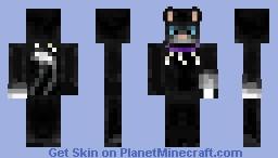 Scourge Minecraft Skin