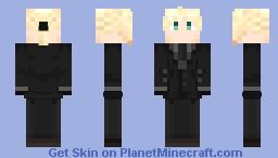 Saber (Fate/Zero) - suit Minecraft Skin