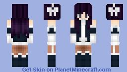 Ultear Milkovich - Fairy Tail Minecraft Skin