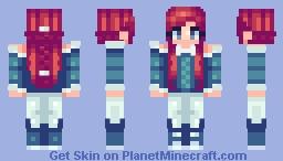 UnicornLily (Skin trade) Minecraft Skin