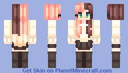 » vainilla ~ fanskin Minecraft Skin