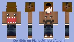 • TheMexicanMustach! Me 3: • (EDIT) Minecraft Skin