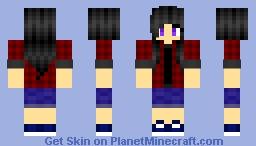 Request :o (NEW SHADING WOOOOOAH) Minecraft Skin
