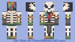 Ah Puch - Mayan God of the underworld Minecraft