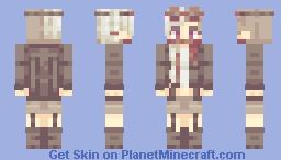 Beige- Alt and male version in description Minecraft Skin
