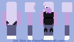 Amethyst +NOTICE Minecraft Skin