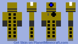 Dalek (My first skin)