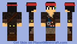 -Pirate- Minecraft