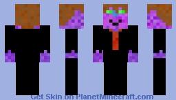Mr. Alien Minecraft Skin