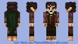 Frodo Baggins Minecraft Skin
