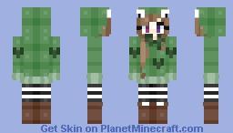 » froggy (skin trade) Minecraft Skin