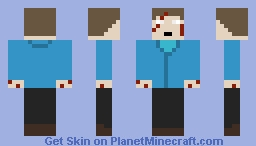 Gideon Gout (TimeSplitters Future Perfect) Minecraft Skin