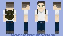 Myself - (My First Skin!) Minecraft Skin