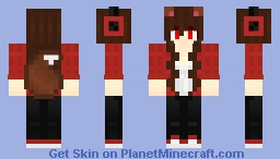 Wolf Girl. (Basic Skin, but I Was Bored)