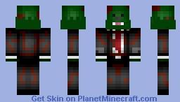 JeromeASF Halloween Zombie Minecraft Skin Jeromeasf Skin Planet Minecraft