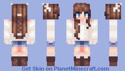 Molly (Skin trade) Minecraft Skin
