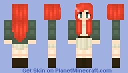 The Only Exception Minecraft Skin