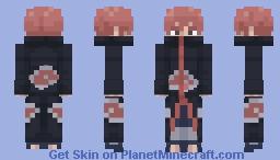 Sasori Minecraft Skin