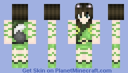 My friend's skin ~nyan~