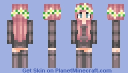 Sweater! Remake!! cx Minecraft Skin