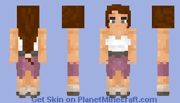 Huge Inspiration From Purrfectionist. (please read below) Minecraft Skin