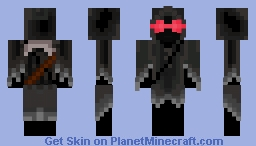TheGrimAssasin (I know it's spelled wrong) Minecraft Skin
