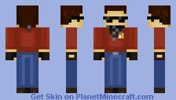 Tourist Minecraft Skin