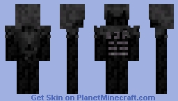 Dark Within Minecraft Skin